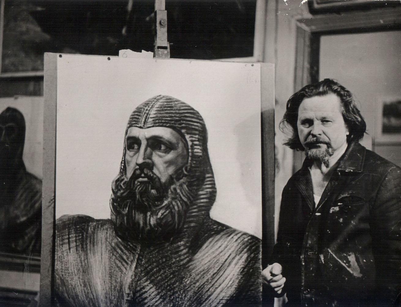 Н.С. Морозов. 1983 г.